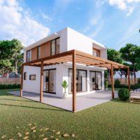 Casa pasiva Modular Sanlucar de Barrameda 11