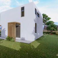 Casa pasiva Modular Sanlucar de Barrameda 2