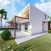 Casa pasiva Modular Sanlucar de Barrameda 3