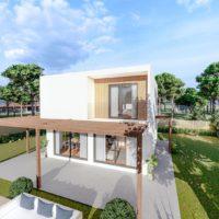 Casa pasiva Modular Sanlucar de Barrameda 4